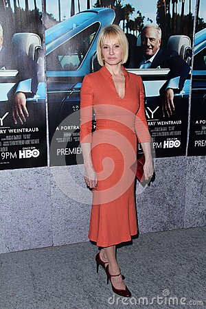 Ellen Barkin Editorial Stock Image