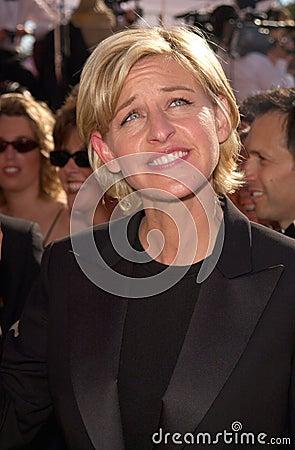 Ellen Degeneres Editorial Photography