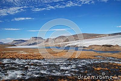 Ellesmere Island Stream