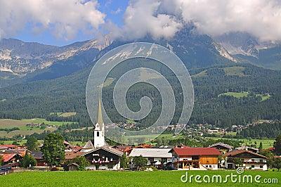 Ellmau,Tyrol,Austria