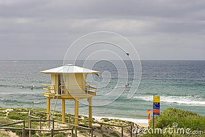Elouera Beach Sydney Australia.
