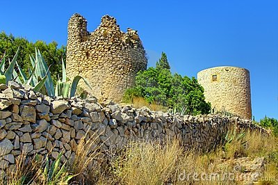 Els Molins - Javea - Costa Blanca - Spain