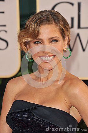 Elsa Pataky Editorial Stock Image