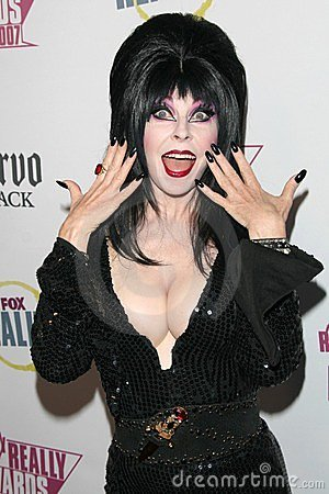 Elvira Editorial Stock Photo