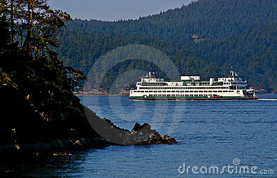 Elwha in the San Juan Islands