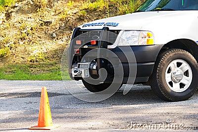 EMA Rescue Vehicle/Automobile