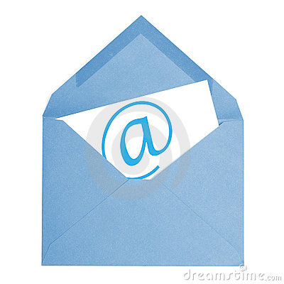 Free Email Royalty Free Stock Images - 20435219