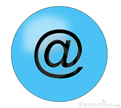 Email Button Royalty Free Stock Photos - Image: 1116038