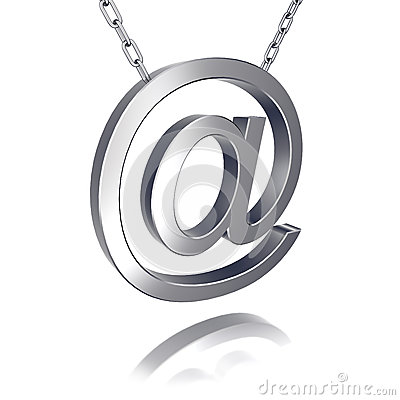Email with Chain
