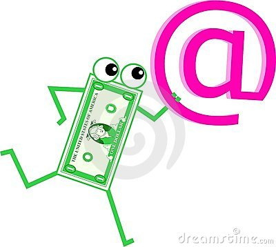 Email dollar