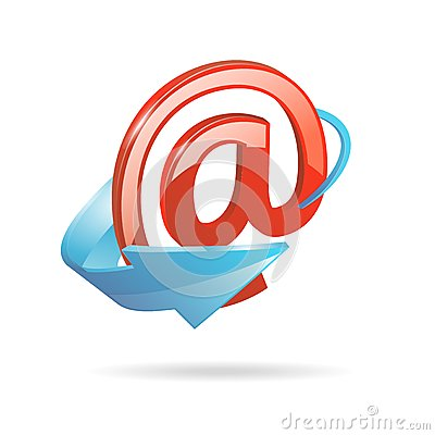 Free Email Icon Stock Photo - 29931440