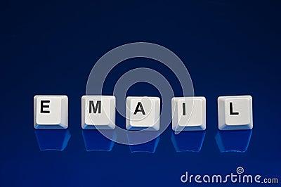 Email keys