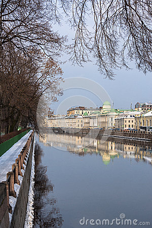 Embankment of the Saint Petersburg