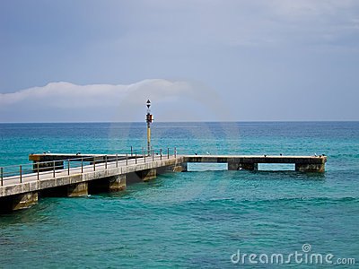 Embarcadero en Mallorca/Majorca