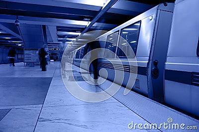 Embarcadero Subway Station