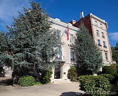 Embassy Croatia Washington DC Italian Renaissance