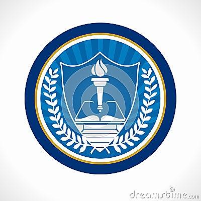 Emblème d éducation