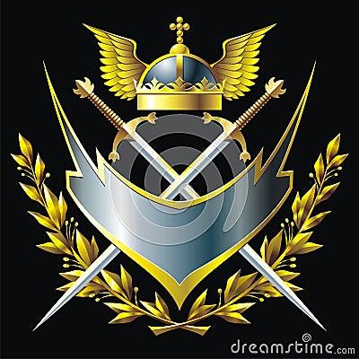 Free Emblem Royalty Free Stock Photos - 9890808