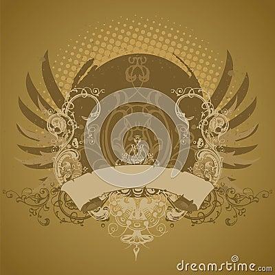 Emblem, design element