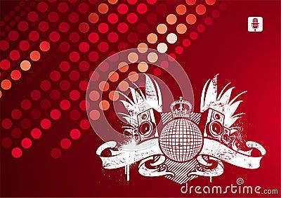Emblema de la música