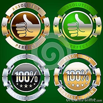 Emblema do sucesso