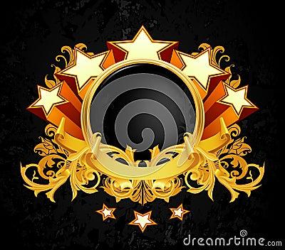 Emblema do vintage