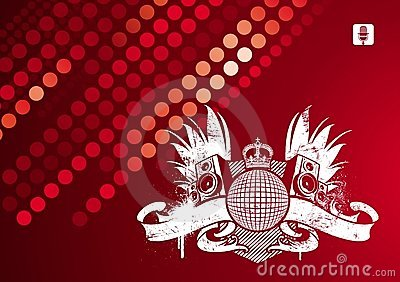 Emblème de musique