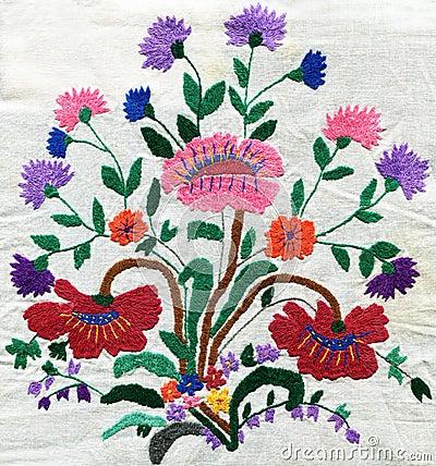 Free Emboroidery Stock Photos - 27338993