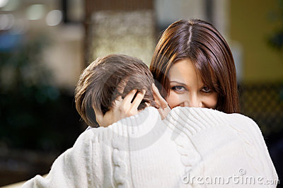 Embraces Stock Image - Image: 12791901