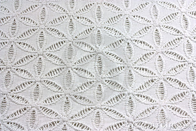 Lacy Cotton Fabric