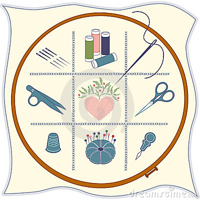 Embroidery Icons