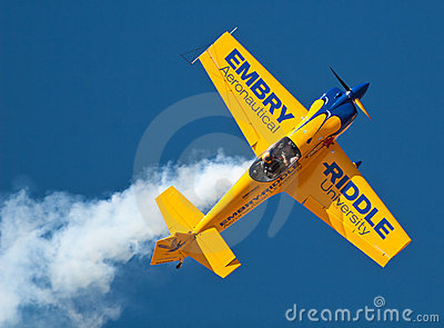 Embry-Riddle Editorial Photo