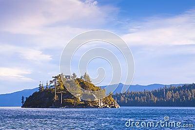 Emerald Bay Island