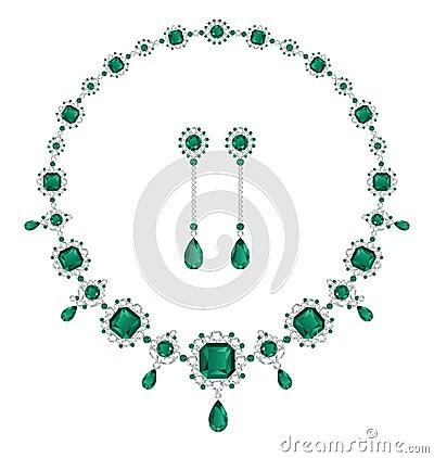 Free Emerald Jewelry Stock Image - 32339001
