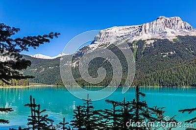 Emerald Lake - British Columbia, Canada