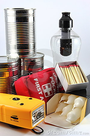 Free Emergency Kit Stock Photo - 20775950