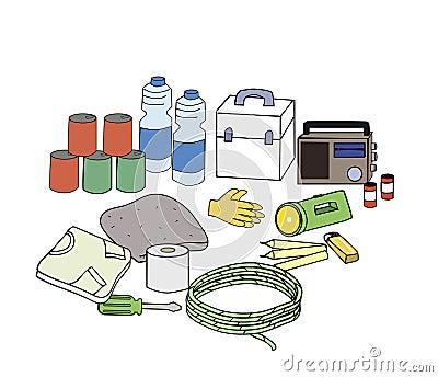 Emergency kits
