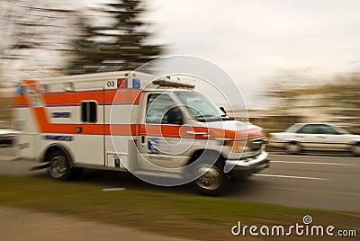 Emergency: Patient drop off