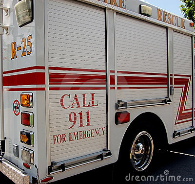Emergency Response Vehicle