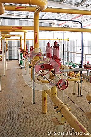 Emergency valve.