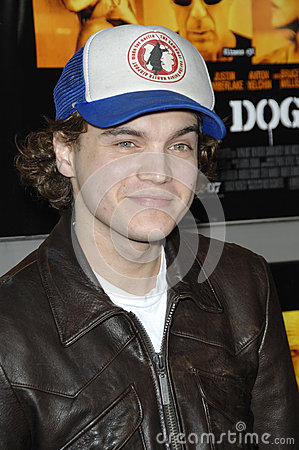 Emile Hirsch Editorial Stock Image