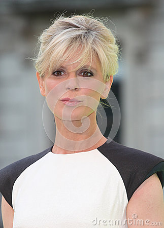 Emilia Fox Editorial Stock Image