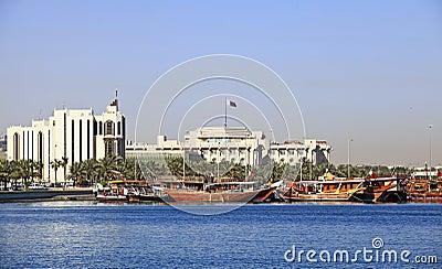Emir s palace in Qatar
