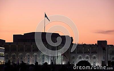 Emiri palace Doha