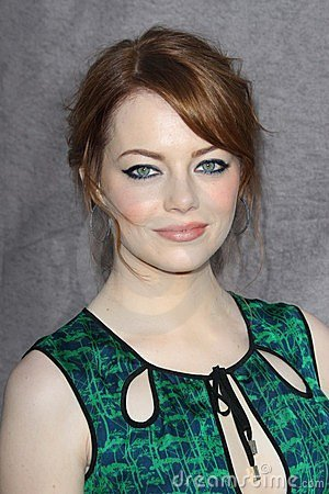 Emma Stone Editorial Stock Image