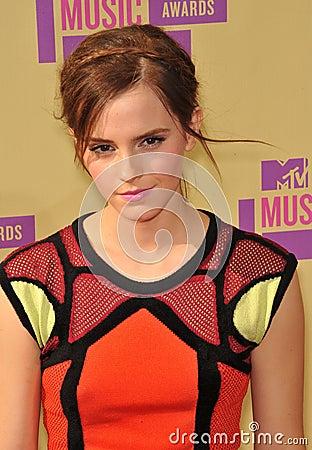Emma Watson Editorial Photo