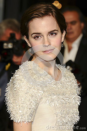 Emma Watson Editorial Stock Image
