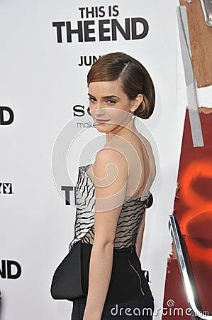 Free Emma Watson Royalty Free Stock Images - 46358859