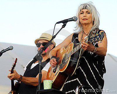 Emmylou Harris Editorial Photography