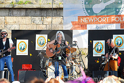Emmylou Harris Editorial Stock Image